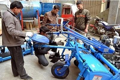 农业机械的保养维修技术