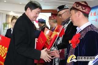新疆福海推进骆驼产业发展 助力牧民共享美好生活