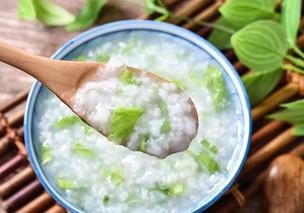 芹菜粥(一)的功效与作用