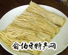高碑店豆腐丝