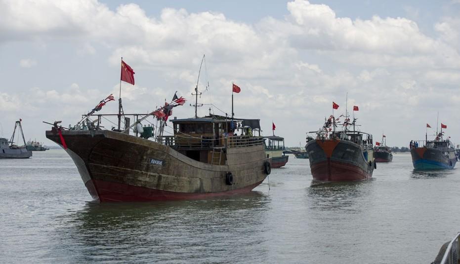 海南计划压减海洋渔船1312艘