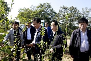 陕西培训中心举办优质农产品进校园活动