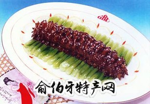 红烧梅花参