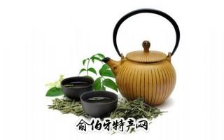 """""""金山时雨""""名茶"""